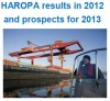 Haropa - Results and propects