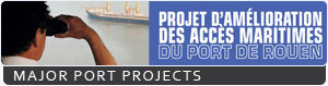 Major port projects